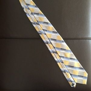Calvin Klein Striped Necktie